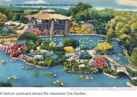 Texas my texas kiana rubi 39 s for Japanese tea garden hours